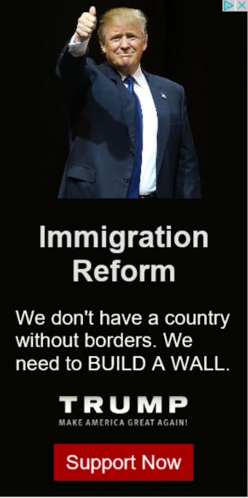 """Immigration Reform – Build a Wall"""